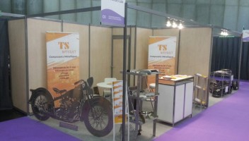 STAND TSWATERJET - MIDEST FAIR